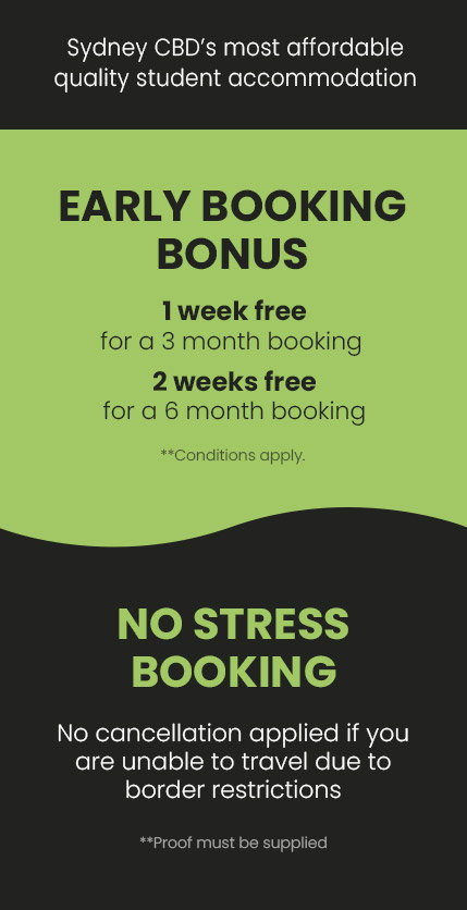 Link2 Accommodation from $200 per week